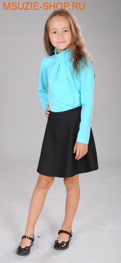Милашка Сьюзи блузка. 128 св. бирюза ростБлузки<br><br>