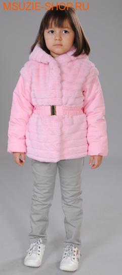 Флер де Ви куртка (ВЕСНА-ОСЕНЬ). 104 розовый ростВесна-осень<br><br>
