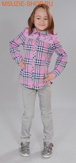 Флер де Ви блузка. 104 розовый ростосень-зима<br><br>