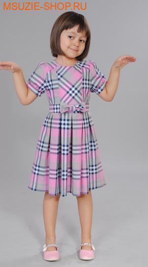 Флер де Ви платье. 104 розовый ростосень-зима<br><br>