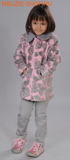 Флер де Ви пальто. 110 розовый ростосень-зима<br><br>