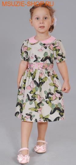 Флер де Ви платье. 86 бежевый ростосень-зима<br><br>