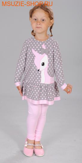 Флер де Ви лосины. 98 розовый ростосень-зима<br><br>