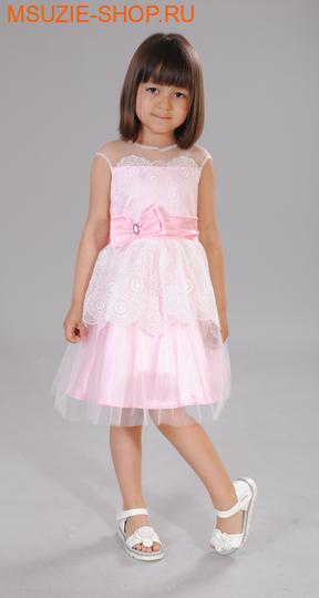 Флер де Ви платье. 104 молочный ростосень-зима<br><br>