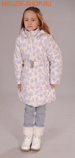Милашка Сьюзи пальто ЗИМА. 110 молочный ростновинки<br><br>