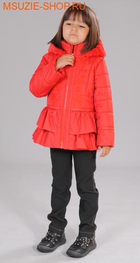 Милашка Сьюзи куртка (ВЕСНА-ОСЕНЬ). 110 красный ростВесна-осень<br><br>