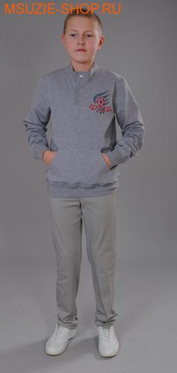 Милашка Сьюзи джемпер. 116 серый ростДжемпера, рубашки, кофты<br><br>