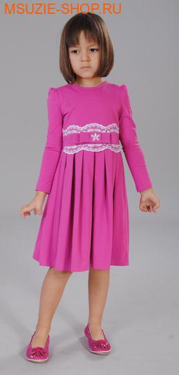 Флер де Ви платье. 104 тем.розовый ростосень-зима<br><br>