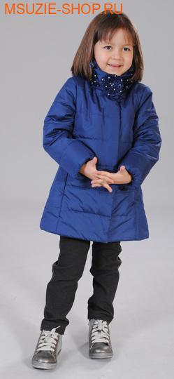 Флер де Ви куртка (ВЕСНА-ОСЕНЬ). 110 синий ростВесна-осень<br><br>
