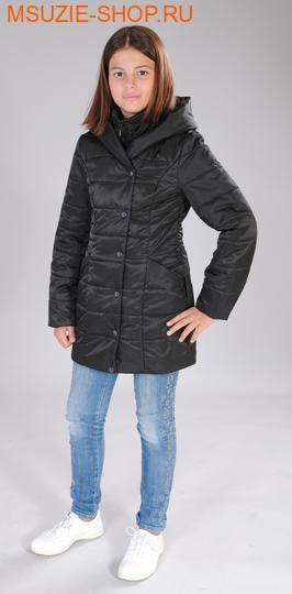 Милашка Сьюзи куртка (ВЕСНА-ОСЕНЬ). 140 черный ростВесна-осень<br><br>