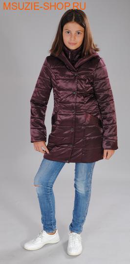 Милашка Сьюзи куртка (ВЕСНА-ОСЕНЬ). 140 бордо ростВесна-осень<br><br>