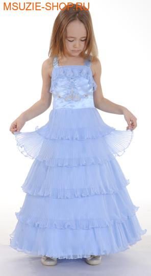 Милашка Сьюзи Платье. 128 с вышивкой ростнарядная одежда<br><br>