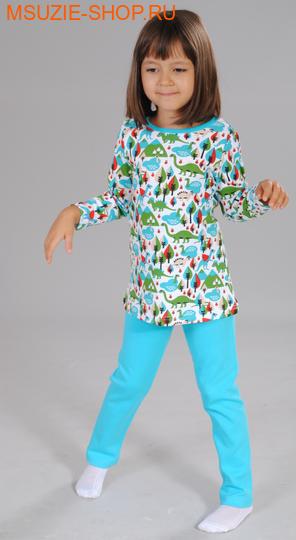 Милашка Сьюзи пижама. 110 голубой ростОдежда для дома<br><br>