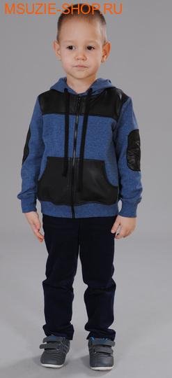Флер де Ви куртка. 104 индиго ростосень-зима<br><br>