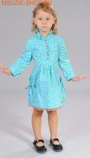 Милашка Сьюзи платье. 104 бирюза ростПлатья <br><br>
