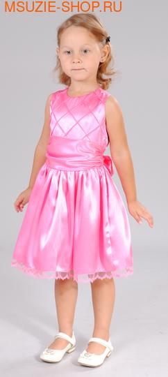 Милашка Сьюзи платье. 86 розовый ростНарядные платья <br><br>