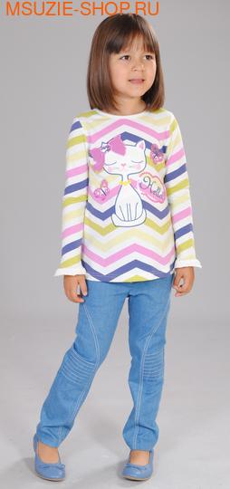 Милашка Сьюзи туника. 104 молочный ростДжемпера, рубашки, кофты<br><br>