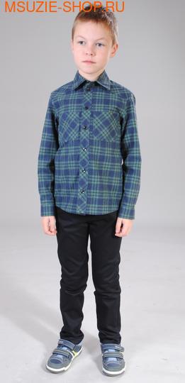 Милашка Сьюзи сорочка. 92 зеленый ростДжемпера, рубашки, кофты<br><br>