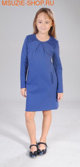 Милашка Сьюзи платье. 110 синий ростПлатья <br><br>
