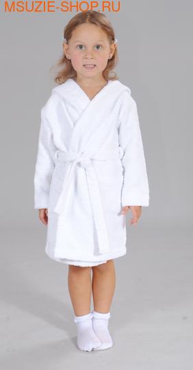 Милашка Сьюзи халат. 98 белый ростОдежда для дома<br><br>