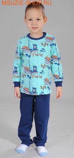 Милашка Сьюзи пижама. 98 бирюза ростОдежда для дома<br><br>