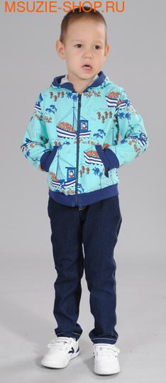 Милашка Сьюзи куртка. 92 бирюза ростДжемпера, рубашки, кофты<br><br>