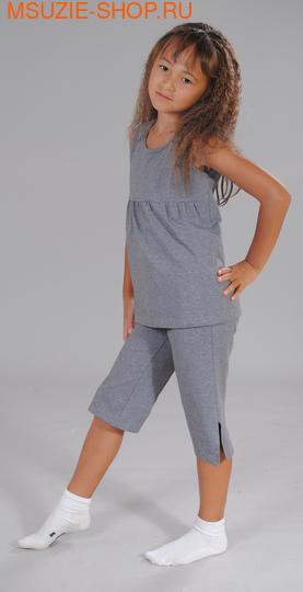 Милашка Сьюзи пижама. 128 тем.серый ростОдежда для дома<br><br>