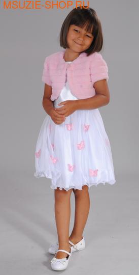 Милашка Сьюзи платье+болеро. 92 белый ростНарядные платья <br><br>