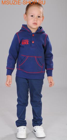 Милашка Сьюзи джемпер. 104 синий ростДжемпера, рубашки, кофты<br><br>