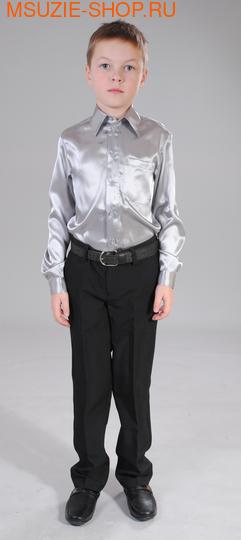 Милашка Сьюзи сорочка. 104 серая ростДжемпера, рубашки, кофты<br><br>