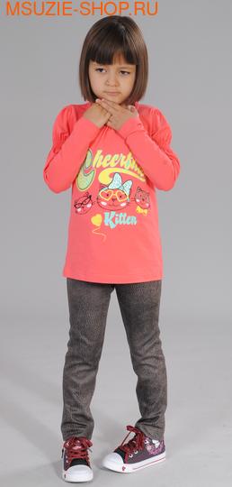 Милашка Сьюзи блузка. 104 коралл ростДжемпера, рубашки, кофты<br><br>