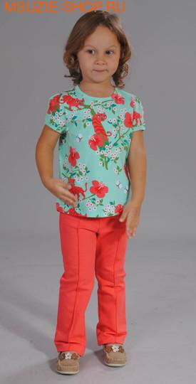 Милашка Сьюзи блузка. 98 св.зеленый ростДжемпера, рубашки, кофты<br><br>