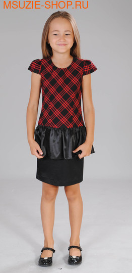 Милашка Сьюзи платье. 122  красн.клетка ростНарядные платья <br><br>