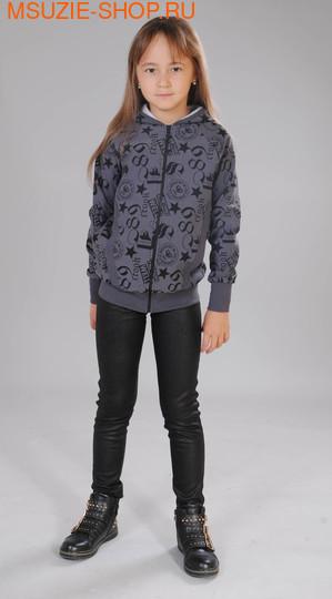 Милашка Сьюзи куртка. 116 тем. серый ростДжемпера, рубашки, кофты<br><br>