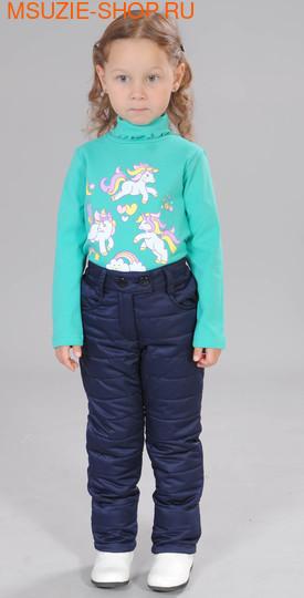 Милашка Сьюзи брюки. 104 тем. синий ростВесна-осень<br><br>