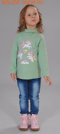 Милашка Сьюзи водолазка. 104 св.хаки ростДжемпера, рубашки, кофты<br><br>