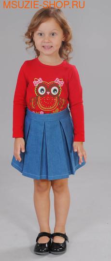 Милашка Сьюзи юбка. 104 голубой ростБрюки, юбки  <br><br>