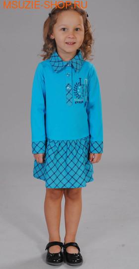 Милашка Сьюзи платье. 104 мелкая клетка ростПлатья <br><br>