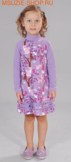 Милашка Сьюзи платье. 104 сирень ростПлатья <br><br>