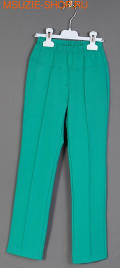 Милашка Сьюзи брюки. 122 зеленый ростБрюки, юбки  <br><br>