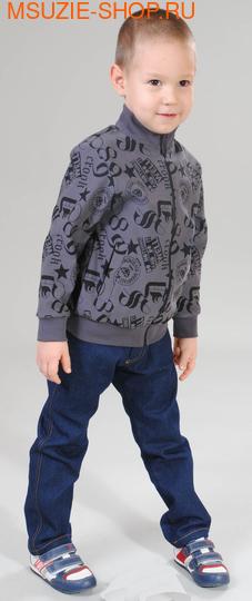 Милашка Сьюзи куртка. 110 тем.серый ростДжемпера, рубашки, кофты<br><br>