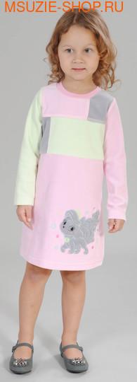 Милашка Сьюзи платье. 104 розовый ростПлатья <br><br>