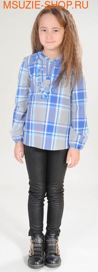 Милашка Сьюзи блузка. 116 василек ростДжемпера, рубашки, кофты<br><br>