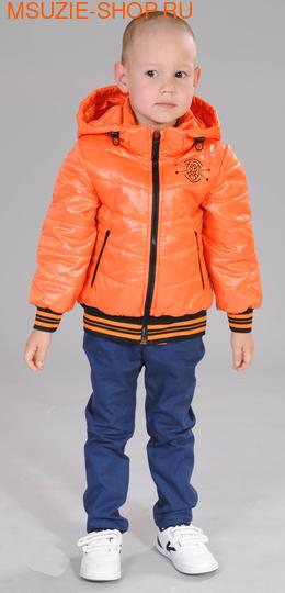 Милашка Сьюзи куртка. 104 оранжевый ростВесна-осень<br><br>