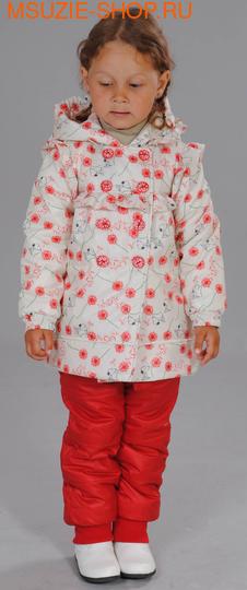 Милашка Сьюзи куртка+брюки ВЕСНА. 104 молочный ростВесна-осень<br><br>