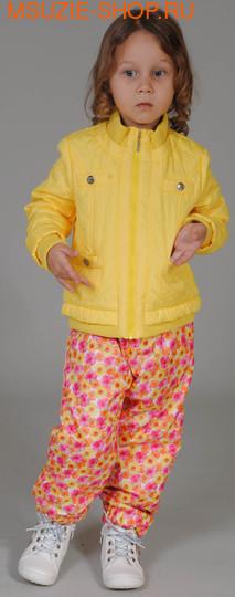 Милашка Сьюзи брюки. 104  ромашка ростВесна-лето<br><br>