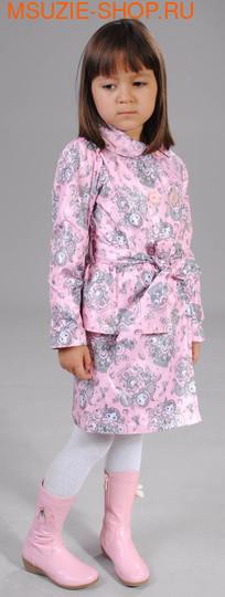 Милашка Сьюзи плащ. 92 розовый ростВесна-лето<br><br>
