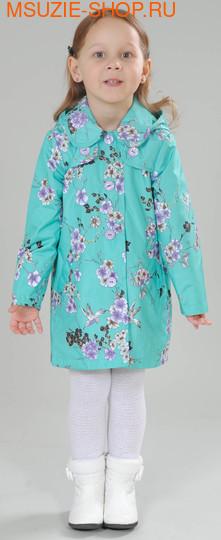 Милашка Сьюзи плащ. 104 зеленый ростВесна-лето<br><br>
