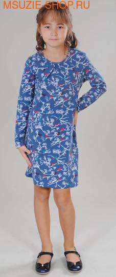 Милашка Сьюзи платье. 110 индиго ростПлатья <br><br>