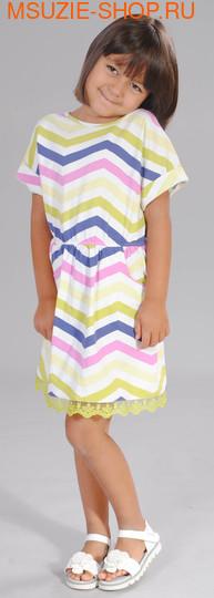 Милашка Сьюзи платье. 104 молочный ростПлатья <br><br>